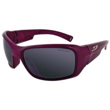 Julbo Rookie Sunglasses (For Little and Big Kids) in Plum/Spectron 3+ - Closeouts
