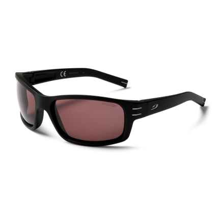 Julbo Suspect Sunglasses - Polarized, Falcon Photochromic Lenses in Black/Falcon - Closeouts