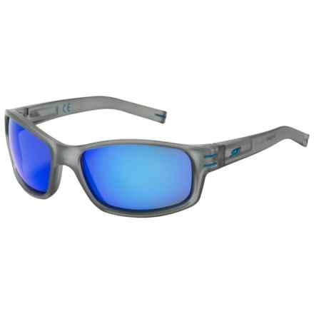 Julbo Suspect Sunglasses - Spectron 3 Lenses in Grey/Blue - Overstock