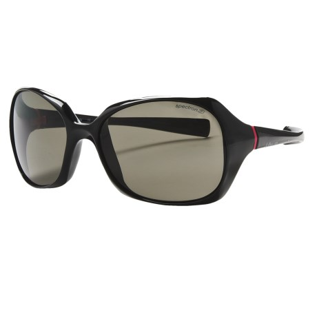 Julbo Tina Sunglasses (For Kids and Youth) in Black/Fushica/Spectron 3