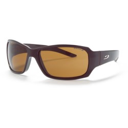 Julbo Tour Sunglasses - Spectron 3 Lenses in Chocoblack/Spectron 3