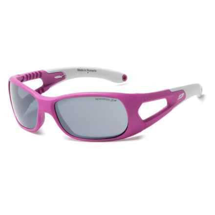 Julbo Trainer Sunglasses (For Toddlers) in Pink/Grey - Overstock