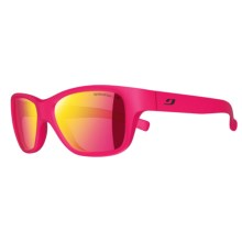 Julbo Turn Sunglasses (For Little Kids) in Matte Rose/Spectron 3 Cf Pink - Closeouts