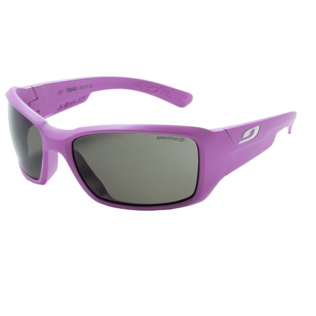 Julbo Whoops Sunglasses - Spectron 3 Lenses (For Women) in Matte Rose/Spectron 3