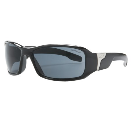 Julbo Zulu Polarized Sunglasses in Black Brilliant/Spectron 3