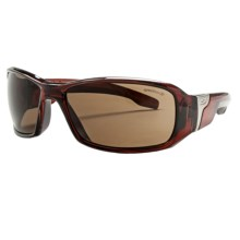 Julbo Zulu Sunglasses - Spectron 3 Lenses in Marron/Translucide - Closeouts
