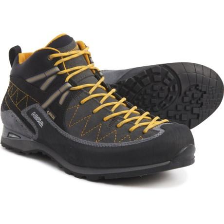 Jumla GV Gore-Tex(R) Hiking Boots - Waterproof (For Men) - GRAPHITE/GREY (11 )