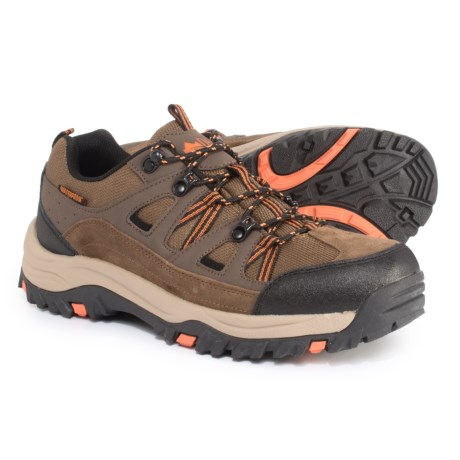 Juniper Hiking Shoes - Waterproof, Suede (For Men)