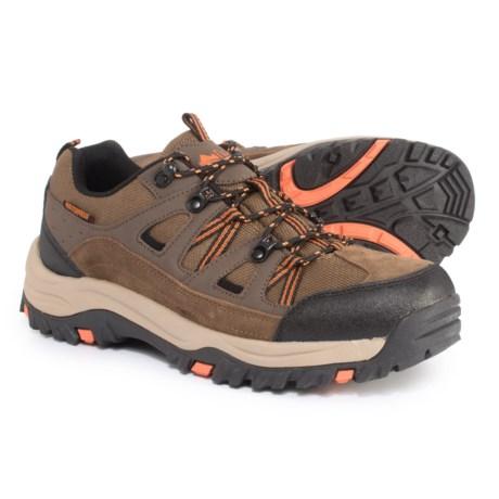 Juniper Hiking Shoes - Waterproof, Suede (For Men)