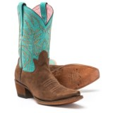 "Junk Gypsy By Lane Dirtroad Dreamer Cowboy Boots - 10"", Snip Toe (For Women)"