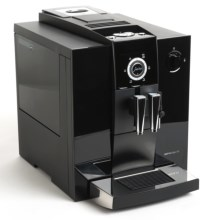 Jura-Capresso Impressa F7 One-Touch Coffee Center in Stainless / Black - 2nds