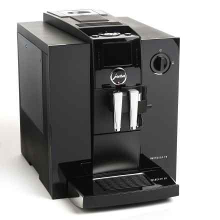 Jura-Capresso Impressa F8 Espresso, Cappuccino and Coffee Machine in Black - 2nds