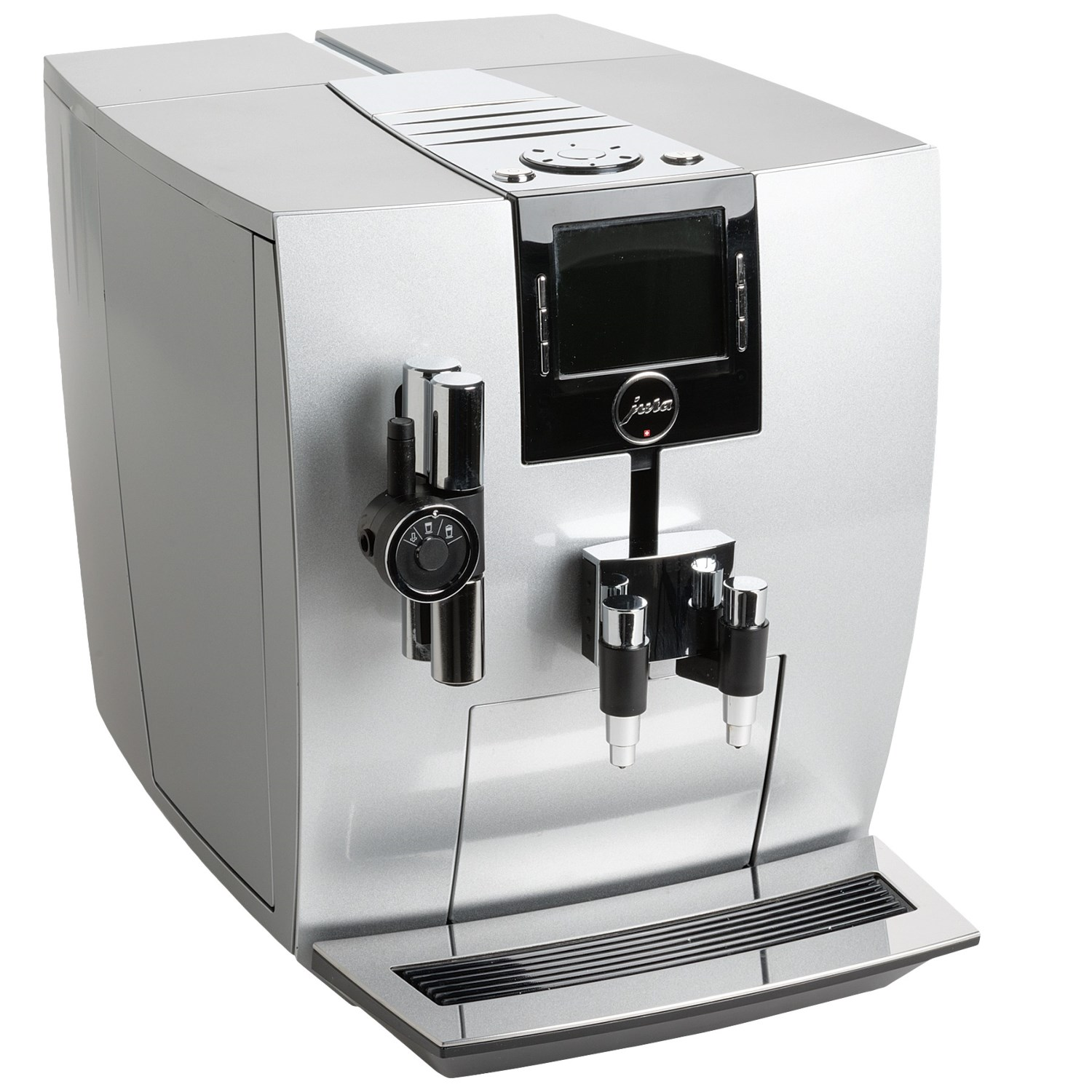 jura capresso impressa j9 tft one touch espresso coffee machine save 35. Black Bedroom Furniture Sets. Home Design Ideas