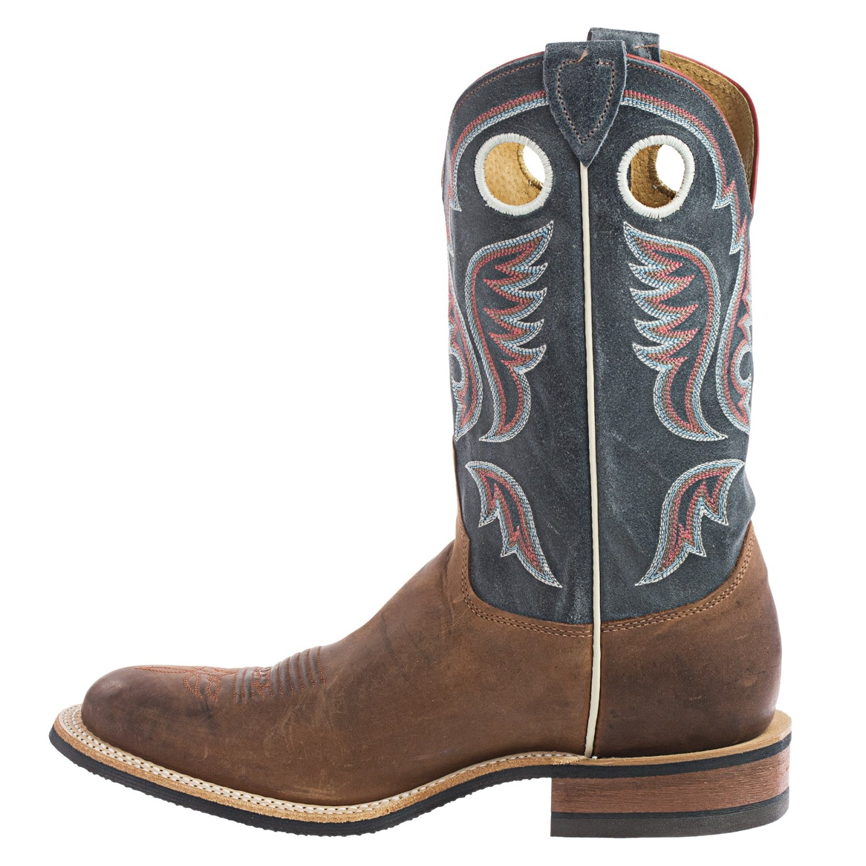 Black Cat Cowboy Boots