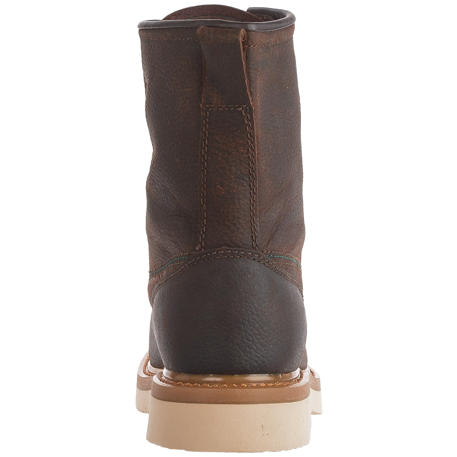 Justin leather work gloves - Justin Boots Flakeboard Work Boots Leather For Men