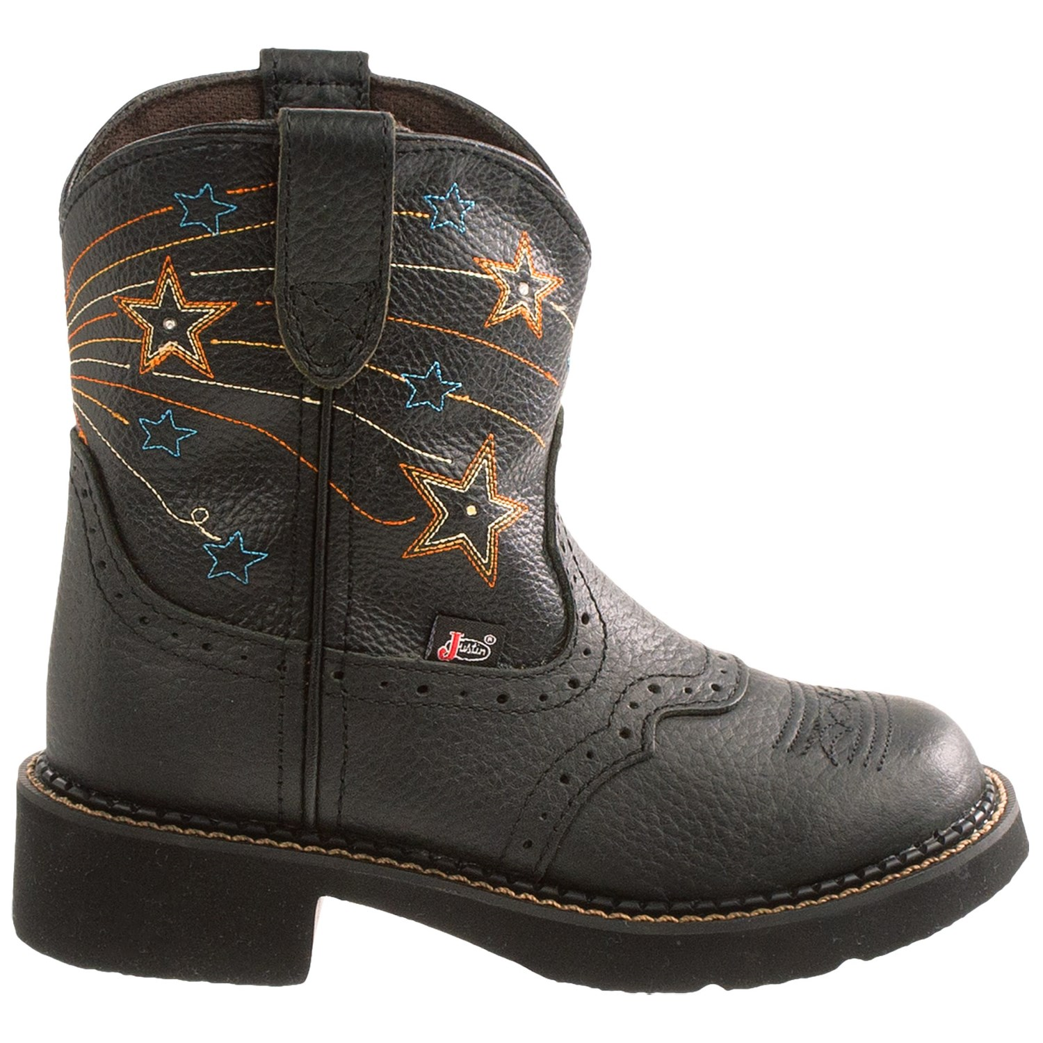 Justin Boots Gypsy Light-Up Cowboy Boots (For Girls ...