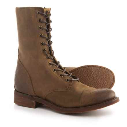 "Justin Boots Kachina Western Boots - 8"" (For Women) in Bay Apache - Closeouts"