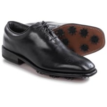 Justin Boots Phantom Golf Shoes - Leather (For Men) in Black - Closeouts