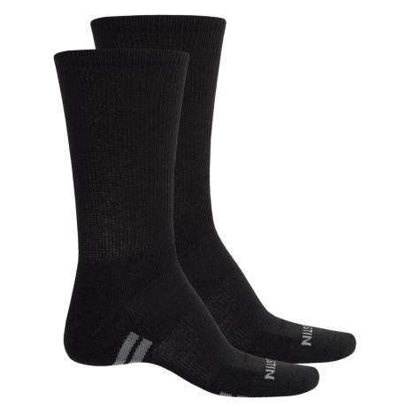 Justin Half-Cushion Socks - Crew (For Men)