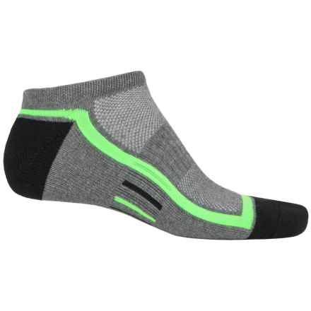 K. Bell Sport Socks - Below the Ankle (For Men) in Lime - Closeouts