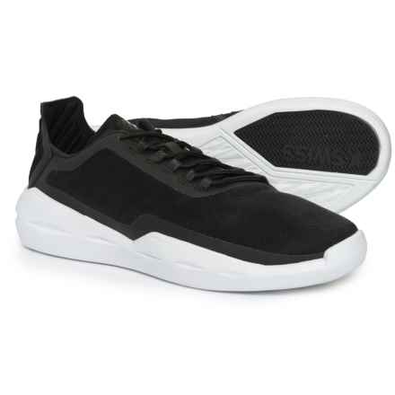 K-Swiss Functional Sneakers (For Men) in Black/White - Closeouts