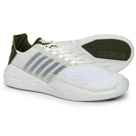 K-Swiss Functional Sneakers (For Men) in White/Rifle Green - Closeouts