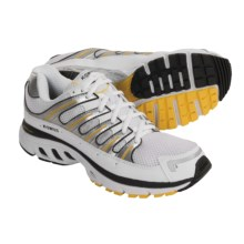 K-Swiss Konejo Running Shoes (For Men) in White/Platinum/Black - Closeouts