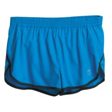 K-Swiss Run Shorts (For Women) in Directoire Blue - Closeouts