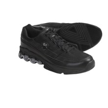 K-Swiss Super Tubes Trainer 50 Shoes (For Men) in Black/Silver - Closeouts