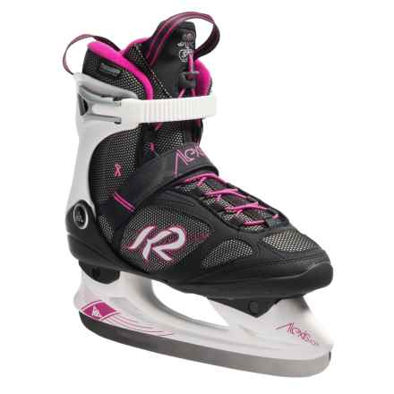 K2 Alexis Ice Pro Ice Skates - Insulated (For Women) in Black/Pink - Closeouts