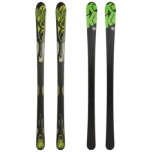 K2 A.M.P. Charger Alpine Skis - All-Mountain in See Photo - Closeouts