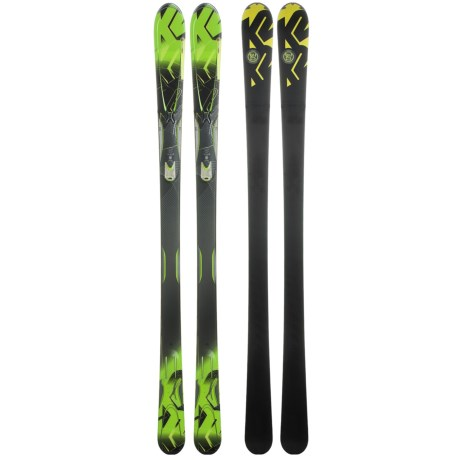 K2 A.M.P. Charger Skis in See Photo