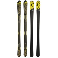 K2 A.M.P. Shockwave Alpine Skis - All-Mountain in See Photo - Closeouts