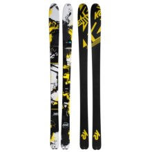 K2 Annex 98 Alpine Skis in See Photo - Closeouts