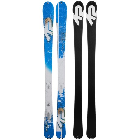 K2 Backlite 74 Alpine Skis in See Photo