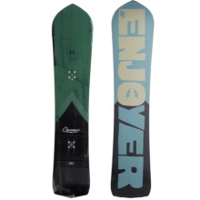 K2 Carve Air Snowboard in Black/Pine W/Mist/Black/Smog - Closeouts