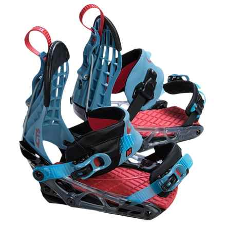 K2 Cinch CTS Snowboard Bindings in Shark - Closeouts