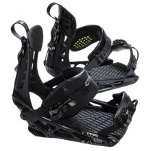 K2 Cinch CTX Snowboard Bindings in Black - Closeouts