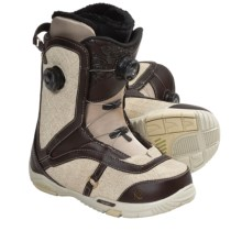 K2 Contour Snowboard Boots (For Women) in Brown - Closeouts