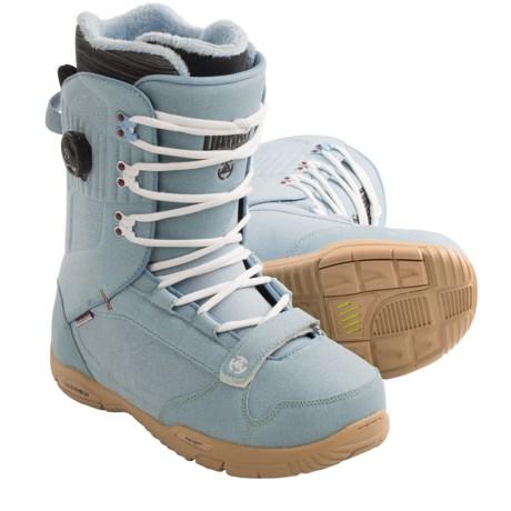 K2 Darko Snowboard Boots - BOA® (For Men) in Blue