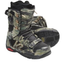 K2 Darko Snowboard Boots - BOA® (For Men) in Camo - Closeouts