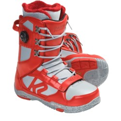 K2 Darko Snowboard Boots - BOA® (For Men) in Blue