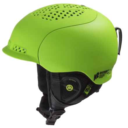 K2 Diversion Ski Helmet in Green - Closeouts