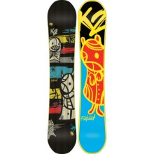 K2 Fastplant Snowboard in Graphic - Closeouts
