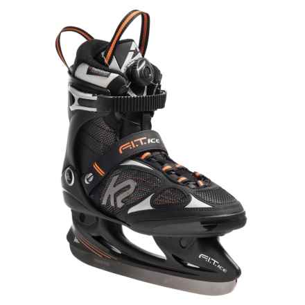 K2 F.I.T. Ice BOA Ice Skates - Insulated (For Men) in Black - Closeouts
