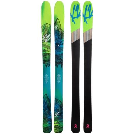 K2 FulLUVit 98 Alpine Skis in See Photo