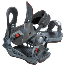 K2 Lien AT Snowboard Bindings in Vapor - Closeouts