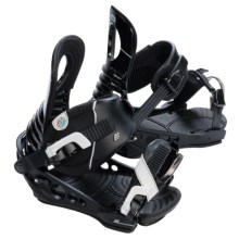 K2 Lien FS Snowboard Bindings in Black - Closeouts