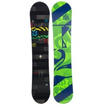 K2 Lifelike Snowboard in Graphic - Closeouts