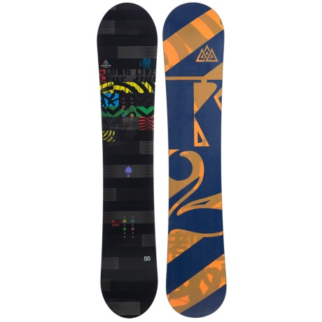 K2 Lifelike Snowboard in Graphic